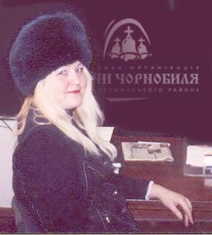 Діана Кузнецова. Президент Громадської організації